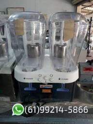 Refresqueira 2 Cubas Mega Promoção Venâncio Rv216 16 Litros