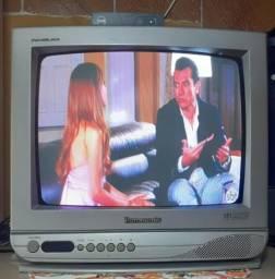 TV Panasonic com conversor