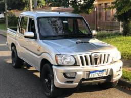 Mahindra cab dupla - 2012