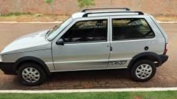 Fiat Uno 2007/08 - Flex - 2007
