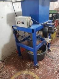 Maquina descascadora de alho