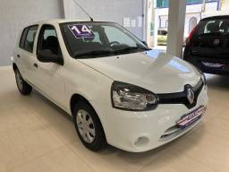 CLIO 2014/2014 1.0 AUTHENTIQUE 16V FLEX 4P MANUAL - 2014