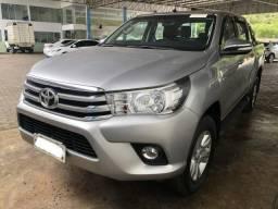 Toyota Hilux SRV Flex 4x2 2017 - 2017