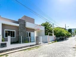 AL@-Linda Casa recém construída com estrutura para segundo pavimento