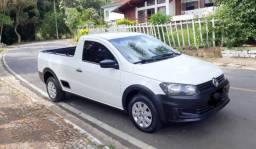 VW - Saveiro Startline 1.6 8V Flex (Completa) - 2015