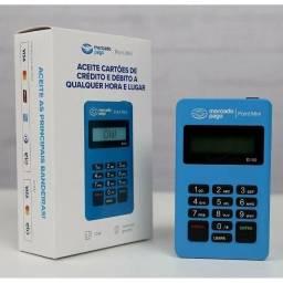 Maquininha de cartão do mercado pago point mini bluetooth D150