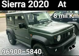 Jimmy Sierra 4Style 2020 8 mil km Garantia de fábrica de fábrica