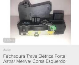 Fechadura Trava elétrica original para GM Meriva / Astra / Corsa
