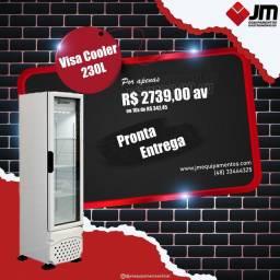 Visa cooler / expositor de bebidas - Victor JM