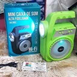 MINI CAIXA DE SOM ALTA FIDELIDADE INOVA RAD 8620