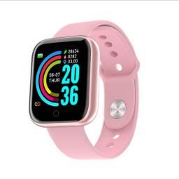 Smartwatch Relógio Inteligente Rose (Novo na Caixa)