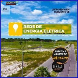 ;;Loteamento Terras Horizonte R$ 169,70