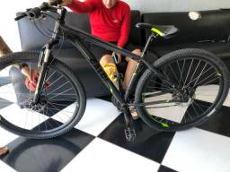 Bicicleta aro 29 com documento 17