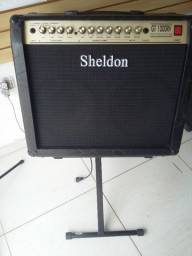 Cubo para guitarra marca Sheldon modelo GT-1000 RV 100 watts