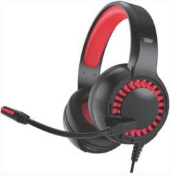 HeadSet Gamer Bpc-K2 Com Microfone - Novo