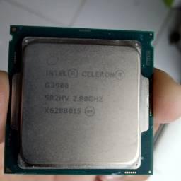 Processador Celeron G3900 2.8GZ 7ª Geração