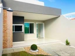 JP casa nova com arquitetura atual com fino acabamento com 3 quartos 2 banheiros