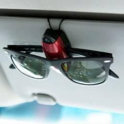 Porta Óculos solar, ou de grau para veiculos