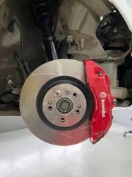 Kit freios Brembo 18z Porsche discos 356mm