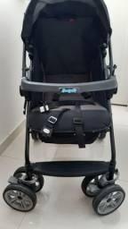 Carrinho de bebê Burigotto Semi novo Modelo At6k