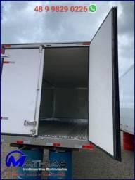 Bau 3/4 camara termica bau frigorifico camara fria Mathias Implementos