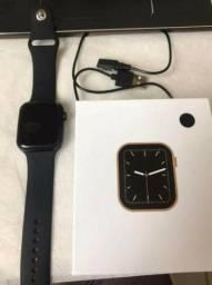 Relógio smartwatch novo na caixa