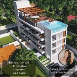 Título do anúncio: Studios em Tamandaré, rentabilidade garantida!
