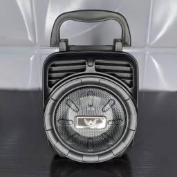 Título do anúncio: Caixa de Som Bluetooth Kimiso -Pen Drive - Cartão SD - Radio Fm