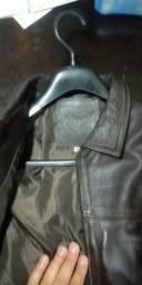 Título do anúncio: Jacketa de couro masculina