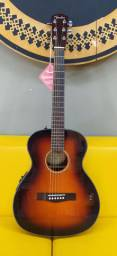Violão Fender mini CT - 140Se SB w/c