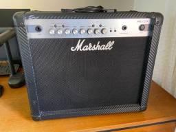 Título do anúncio: Amplificador Marshall MG30 CFX para guitarra
