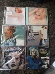Cd Madonna 20,00 reais cada um!!