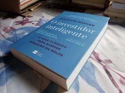 Livro - O Investidor Inteligente - Seminovo