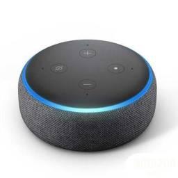 Echo Dot 3 com Alexa - Nova Lacrada com Garantia