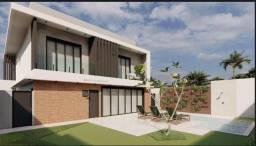 Título do anúncio: Sobrado com 4 dormitórios à venda, 297 m² por R$ 2.800.000,00 - Condomíno Nova Aliança Pre