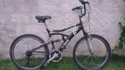 Título do anúncio: Bicicleta aro 28 com amortecedor