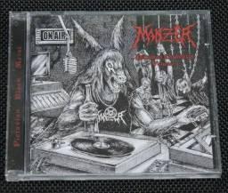 Manzer - Pictavian Chronicles - Black Heavy Metal