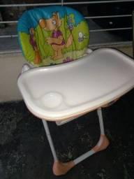 Título do anúncio: Cadeira de alimentação Polly 2em1