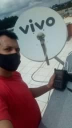 Atenista instalador de antenas