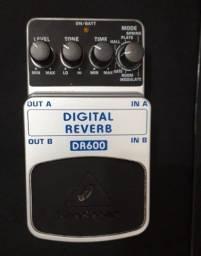 Título do anúncio: Pedal Digital Reverb DR-600 Behringer