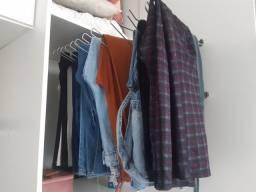 Título do anúncio: Calceiro inox ou cabide para calça comprida