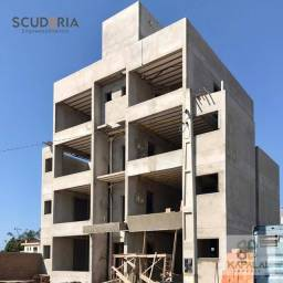 Apartamento com 3 dormitórios sendo 1 suite à venda, 101 m² por R$ 409.900 - Itajuba - Bar