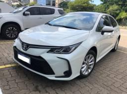 Imperdível!!! Toyota Corolla 2.0 Gli 2020 com apenas 16 mil km!!!