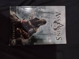 Assassin's Creed: Revelações Capa comum