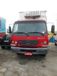 Título do anúncio: Caminhão Mercedes-benz/ accelo 815