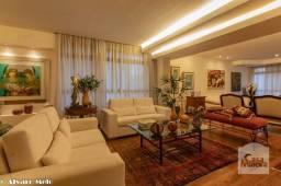 Apartamento à venda com 4 dormitórios em Lourdes, Belo horizonte cod:253467