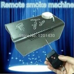 Maquina De Fumaça + controle Remoto 600w