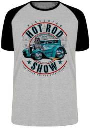 Camiseta blusa camisa Carro antigo hot rod v8 muscle