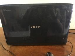 Título do anúncio: Laptop acer aspire 4736z