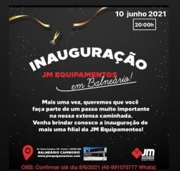 Grande inauguração JM equipamentos - Fernando